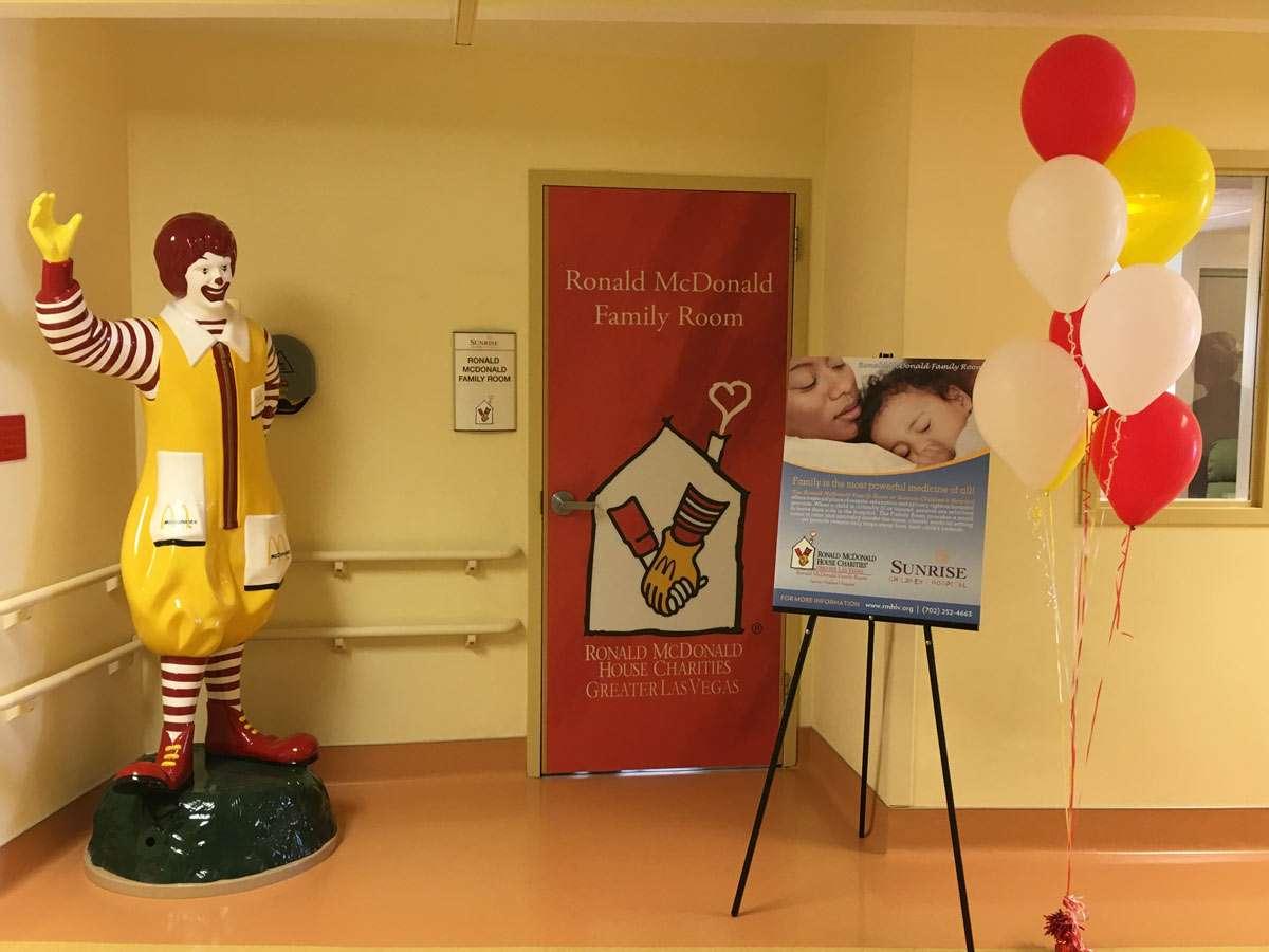 Ronald McDonald Family Room®