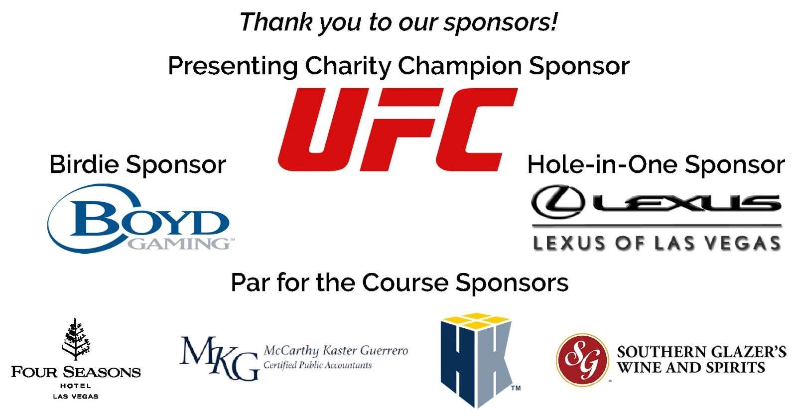 Final sponsor banner