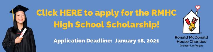 2021 Scholarship Web Banner