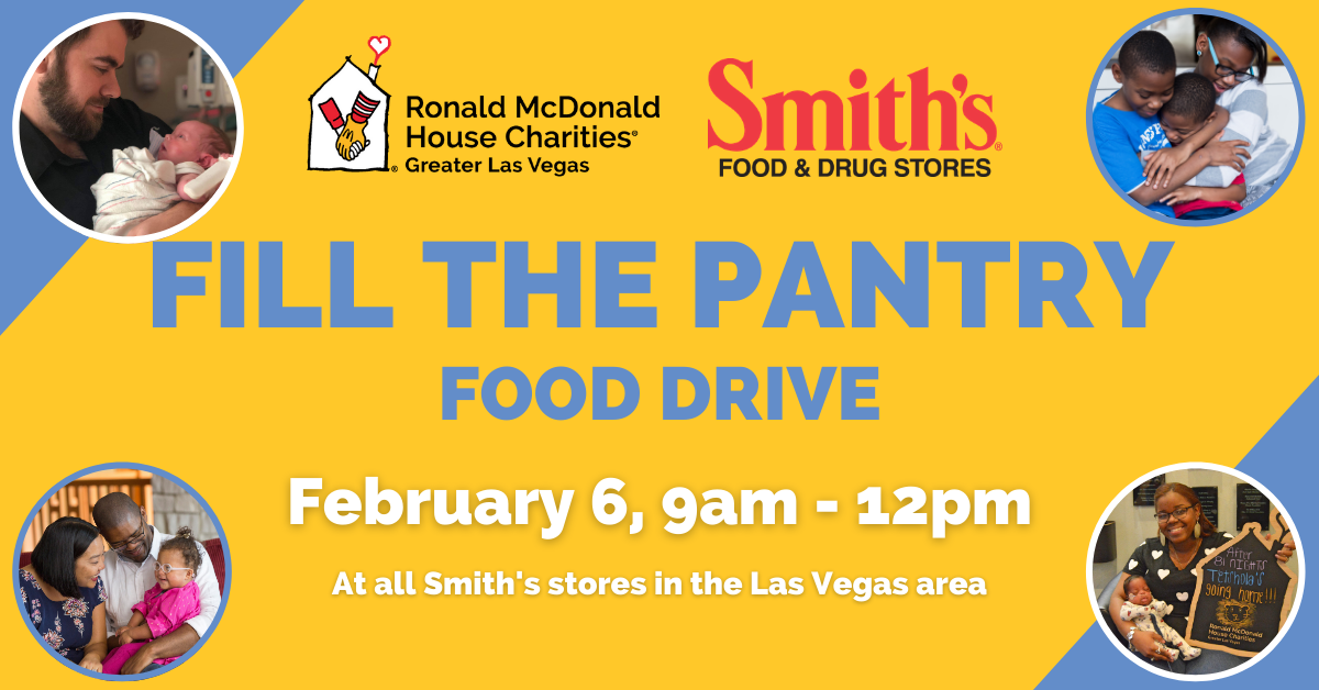 Food Drive FB Event Cover