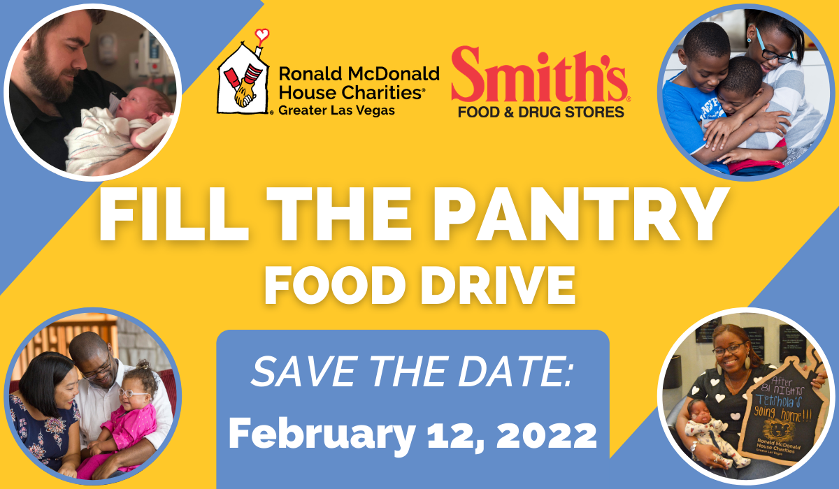 2022 Food Drive Save The Date