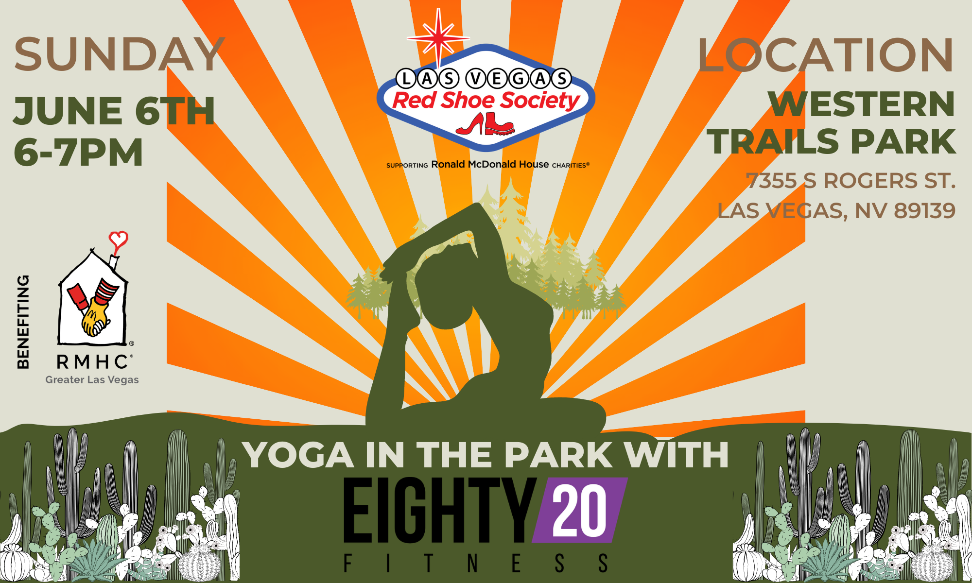 Yoga in the Park Header